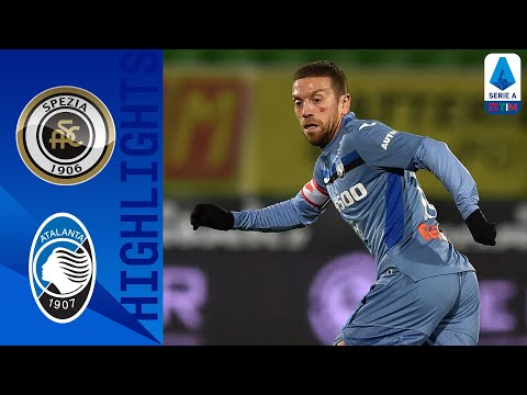 Spezia Atalanta Goals And Highlights