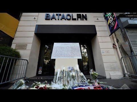 euronews (in Italiano): Parigi ricorda gli attacchi del novembre 2015