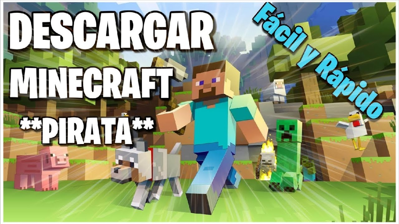 descargar minecraft pirata ultima version