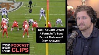 Colts Defense vs Patrick Mahomes (Film Analysis)