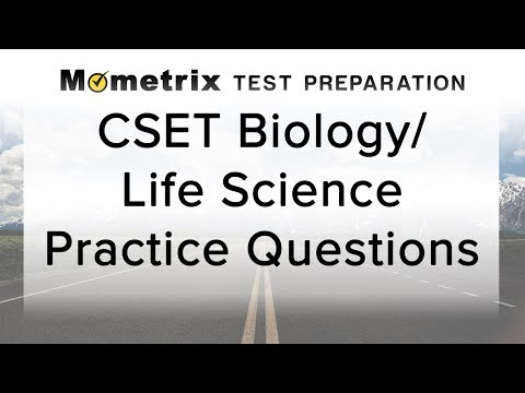 Free CSET Biology/Life Science (217) Practice Test