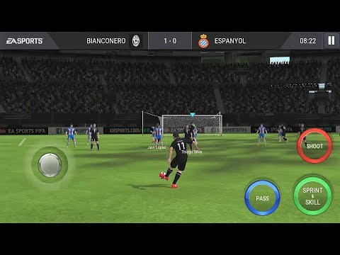 Fifa Mobile Soccer Android Gameplay #44