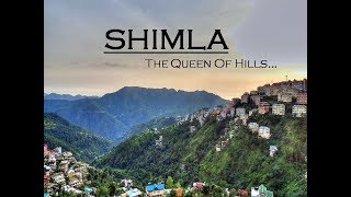 Shimla Top 10 Tourist Place In Hindi | Shimla Tourism | Himachal Pradesh