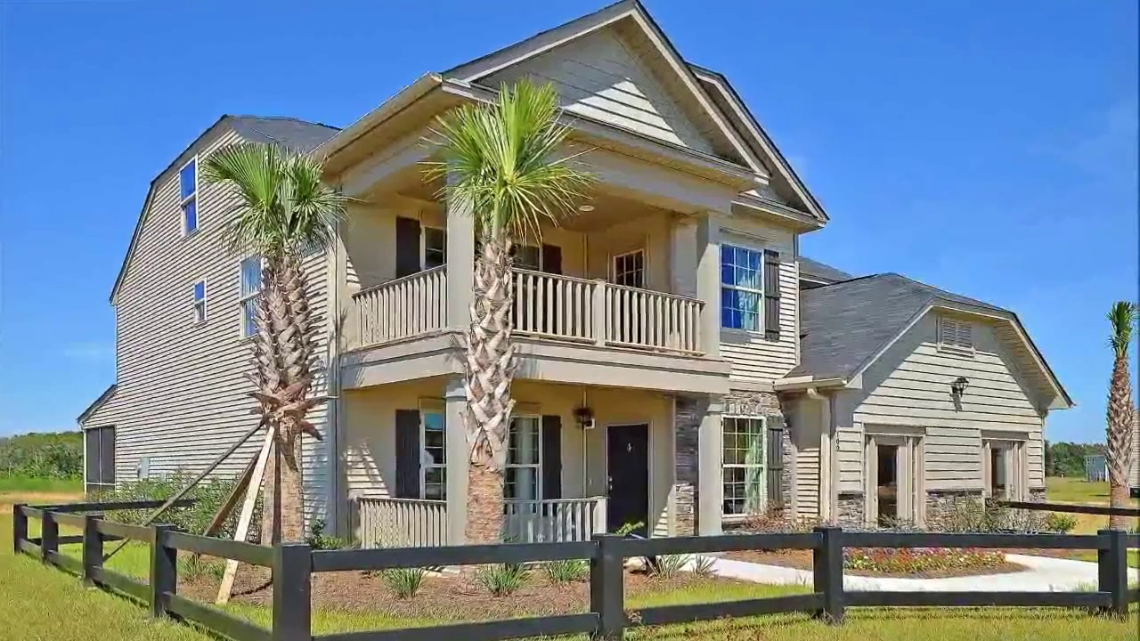 Charleston, SC New Homes The Cypress by Eastwood Homes