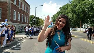 Desfile Centro Americano - Hempstead Long Island  - New York - 09-16-18