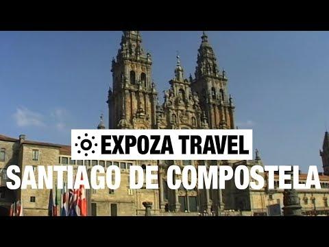 Santiago De Compostela (Spain) Vacation Travel Video Guide