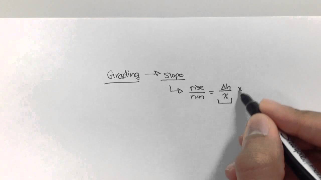 Download Advanced Geomatics: Grading & Slope