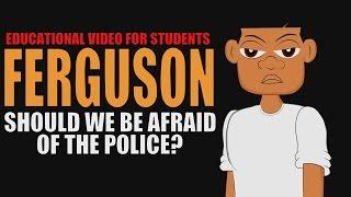 Ferguson Shooting (Educational Videos for Students) Watch Cartoons Online(Bullying Cartoon Network)