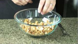 10 Minute Vegan - Stove-top Kettle Corn With Agave Nectar