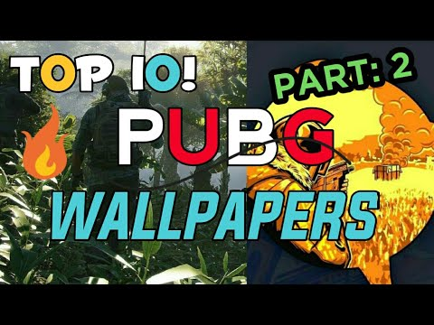 Top 10 PUBG Wallpapers For Android U0026 Ios Part:2.🔥