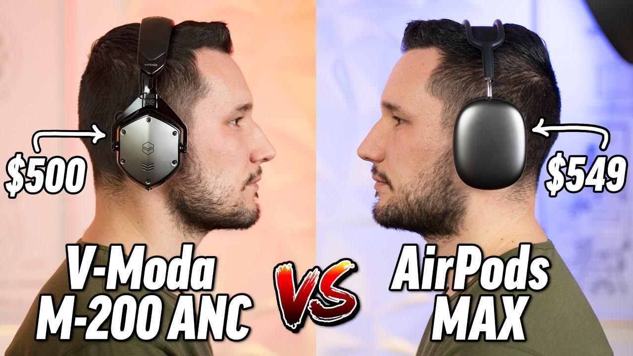 V-Moda M-200 ANC vs AirPods Max - Finally a Competitor?