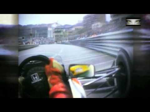 How Ayrton Senna was so fast