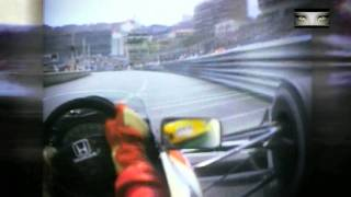 How Ayrton Senna was so fast