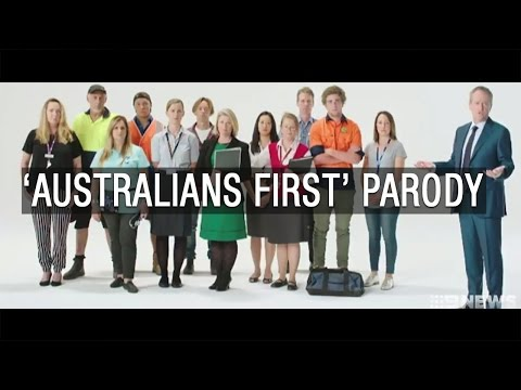'Australians First' Ad: What were they thinking? #SoWhite - The Feed