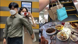 Vlog :: 일상 브이로그 | 주말데이트 | 부산 친…