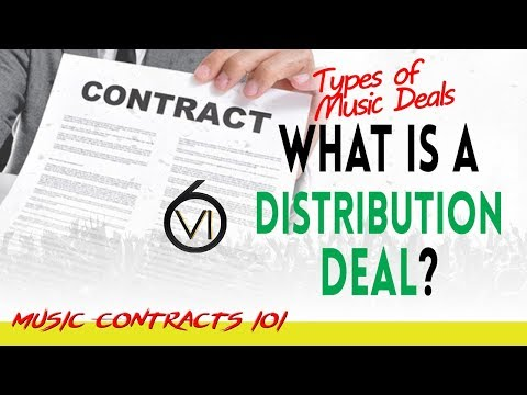 Ep. 80 - What Is A Distribution Deal