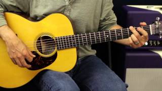 Just Keep Breathing By We The Kings - Acoustic Guitar Lesson - EASY