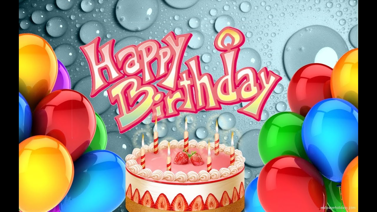 Happy Birthday Dance Version Youtube