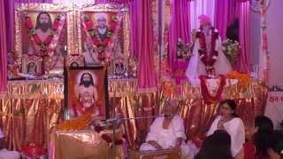 Maha Prabhu Ram Lal Ji Prabhu Mulakh Raj Ji Swami Devi Dayal Ji Maharaj. Bhajan By Damyanti Behan Ji