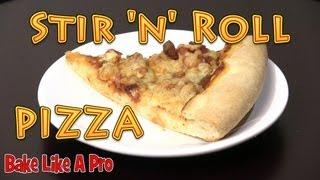 Yeast Free Pizza Dough Recipe !