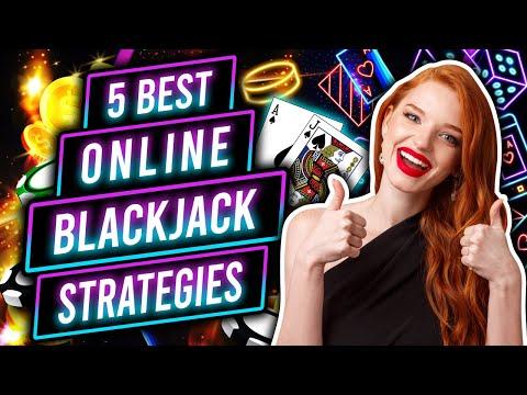 Online Blackjack Strategy 🎯5  Best Online Blackjack Tips For Real Money 💸