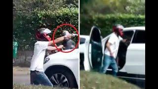 Futbolista de la Liga Francesa, nueva víctima de fleteros en Medellín