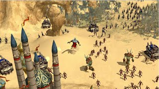 Rise of Nations Rise of Legends - Gameplay (PC/HD)