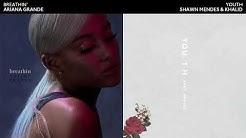 Ariana Grande / Shawn Mendes / Khalid - breathin' Youth (Mashup)