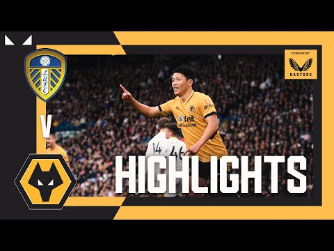 Leeds Wolves Goals And Highlights