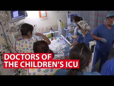 Doctors of The Childrens ICU  Inside the Childrens ICU  CNA Insider