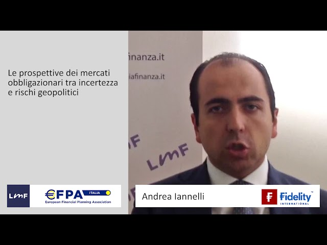 Andrea Iannelli (Fidelity International) - EFPA 2017