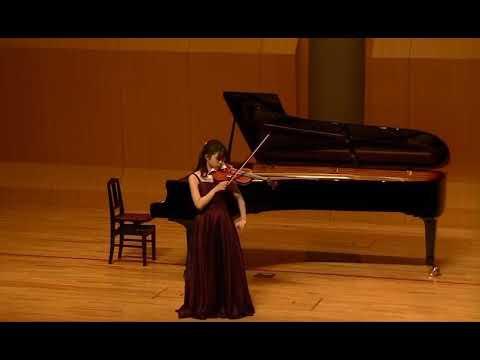 イザイ/無伴奏ヴァイオリンソナタ第4番 第1.3楽章 Ysaye-6Sonatas for solo violin No.4 1.3mov.