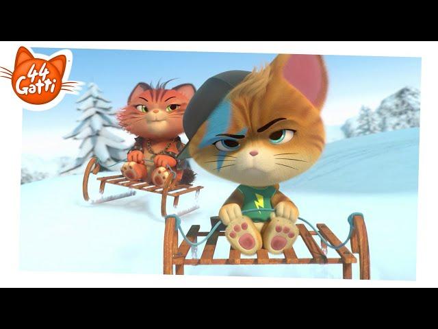 44 Gatti | Serie 2 - Le Buffolimpiadi Invernali [CLIP]