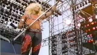 Motley Crue - Live Wire