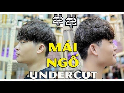 [BST] Những kiểu tóc UNDERCUT MÁI NGỐ đẹp nhất   Beautiful Channel