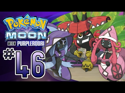 Let's Play Pokemon: Sun and Moon - Part 46 - Tapu Bulu, Tapu Lele, Tapu Fini!