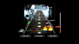 Guitar Flash Custom-Naruto Shippuden Opening 6-Sign- Flow 100% FC Expert