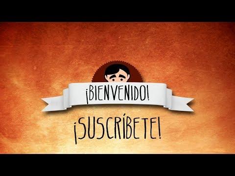Presentacion De Canal - Bienvenido (Suscribete)