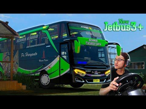 Nuansa Haryanto Jetbus 3+ Oleng Di Jalan