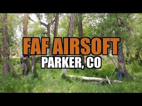 FAF Airsoft In Parker, Colorado | Fox Airsoft