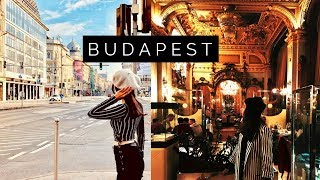 I Jumped on a Plane to Europe | Budapest ,Hungary |