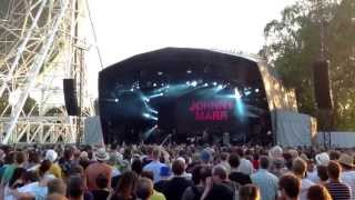 Electronic reunion for 'Getting Away With It' 7th July 2013 Jodrell...