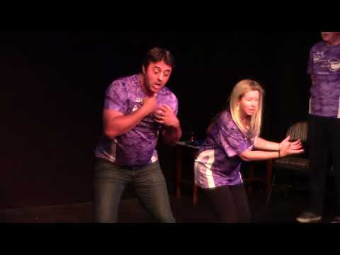 Funny Things Improv Comedy April 23, 2018 (Part 1 of 3)