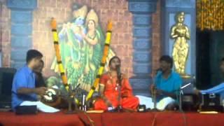004 Vitala panduranga - Smt Pushpa Anand - Thrissur bhajanotsavam 2010