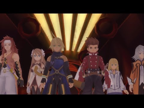 Tales of Symphonia Chronicles: Dawn of the New World - Final Boss and True Ending