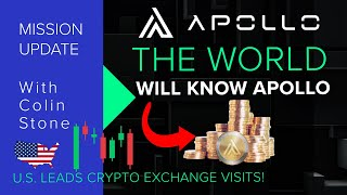 Mission Update #185 Apollo Currency And The Crypto World