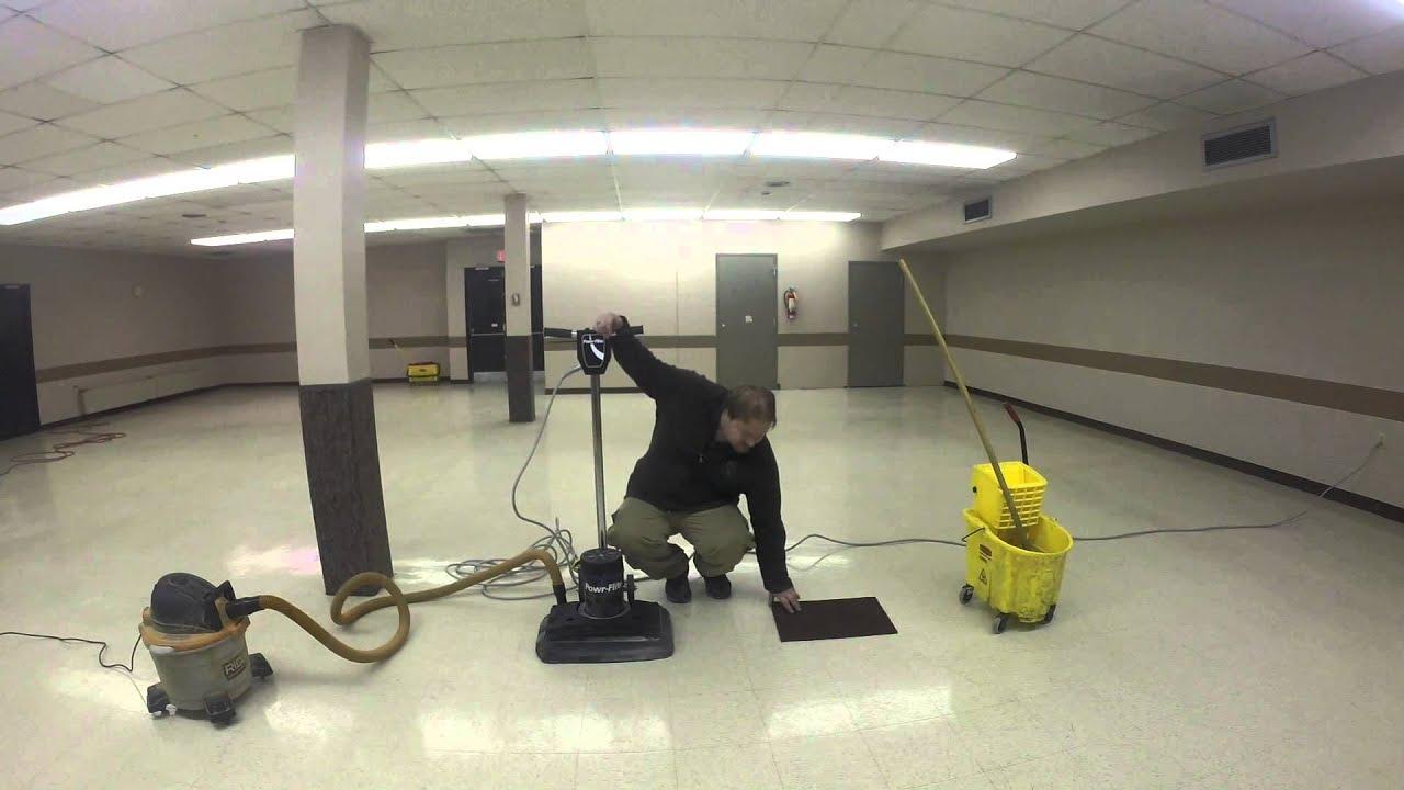 product stripper floors fs xl machine floor north