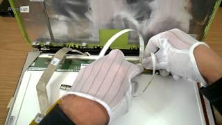 Замена матрицы в ноутбуке с ламповой (CCFL) подсветкой на LED матрицу