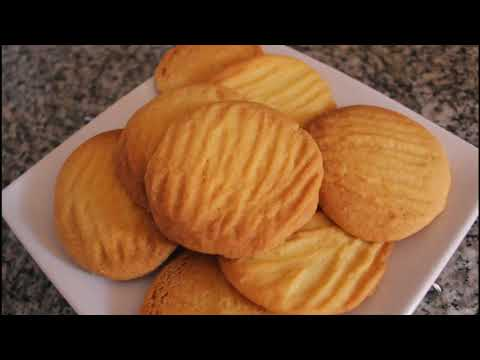 Simple Biscuits Recipe - 3 Ingredients