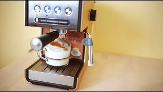 Кофеварка POLARIS PCM 1526E Adore Crema ОБЗОР РОЗЫГРЫШ завершен - Senya Miro